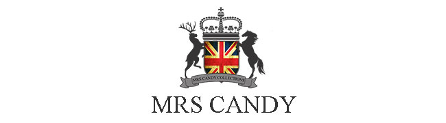 Mrs Candy  Retina Logo
